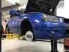 Hawk Performance Rotors w/ PC Pads Kit Front (Part Number: )