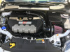 Process West Cold Air Intake Black (Part Number: )