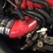 PERRIN Turbo Inlet Hose Red (Part Number: )