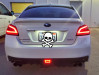 User Media for: OLM Spec CR Sequential Tail Lights Red Lens / Black Base - Subaru WRX / STI 2015+
