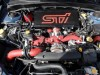 User Media for: Mishimoto Top Mount Intercooler Black/Red - Subaru STI 2008+