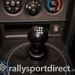 Beatrush Duracon Shift Knob Black 6MT (Part Number: )