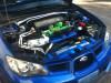 Samco Turbo Inlet Hose Blue (Part Number: )