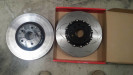 DBA 5000 Series T-Slot Slotted Rotor Pair Front (Part Number: )