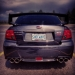 User Media for: Invidia Q300 Cat Back Exhaust Stainless Tips - Subaru WRX/STI Sedan 2011-2014