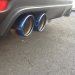 Invidia Q300 Cat Back Exhaust Titanium Tip ( Part Number: HS08STIG3T)