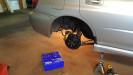 User Media for: EBC Brakes USR Series Sport Slotted Rear Brake Rotors - Subaru WRX 2006-2007 / Legacy GT 2005-2009