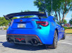 APR GTC Drag Carbon Fiber Spoiler (Part Number: )