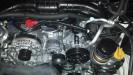 Crawford V3 TMIC Air Oil Separator Black (Part Number: )