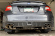 Invidia Gemini Single Layer Cat Back Exhaust w/Stainless Steel Tips ( Part Number: HS15STIGM4SS)