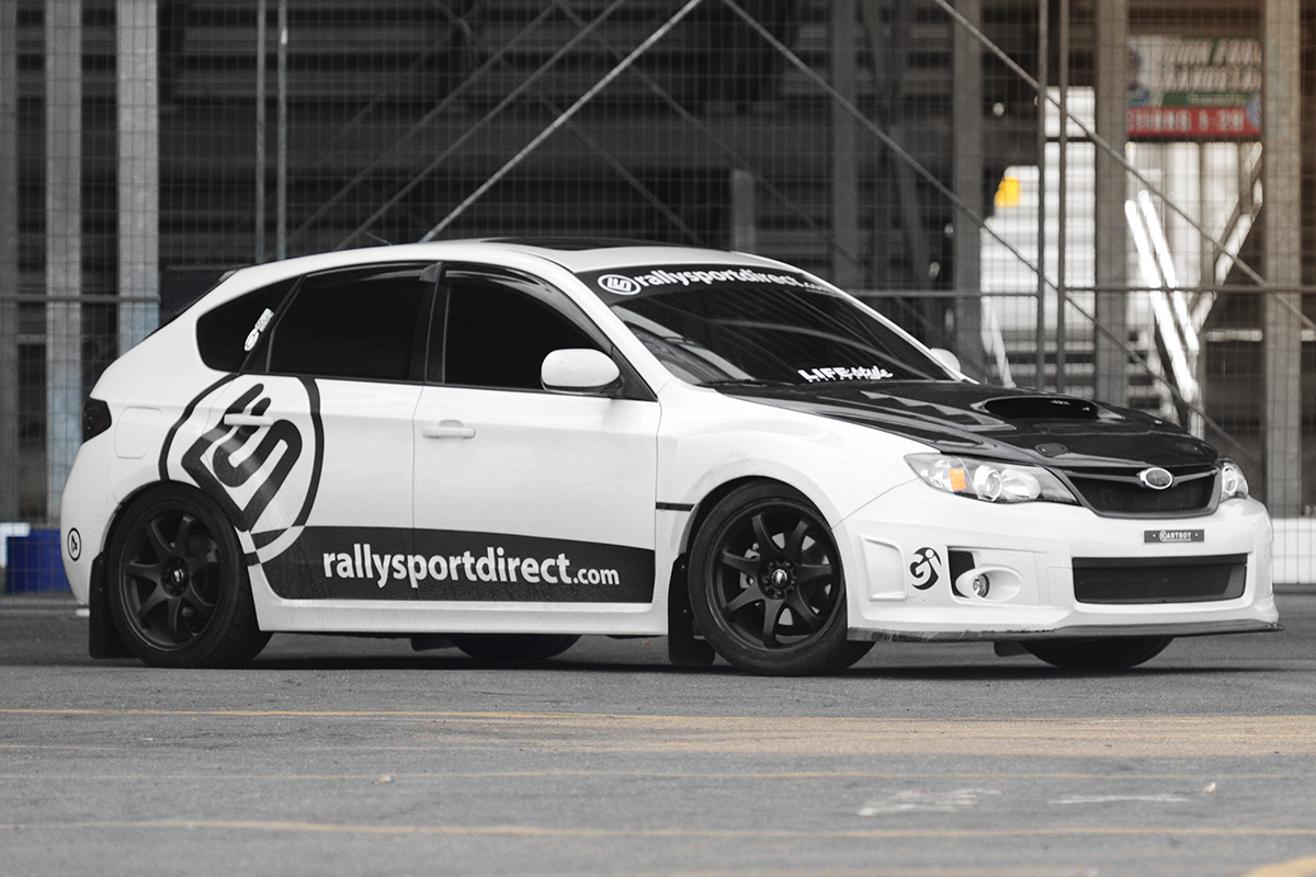 2008 - 2014 Subaru WRX / STI Mods | Rallysport Direct