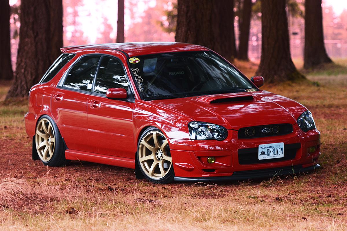 2002 2007 Subaru Wrx Sti Mods Rallysport Direct