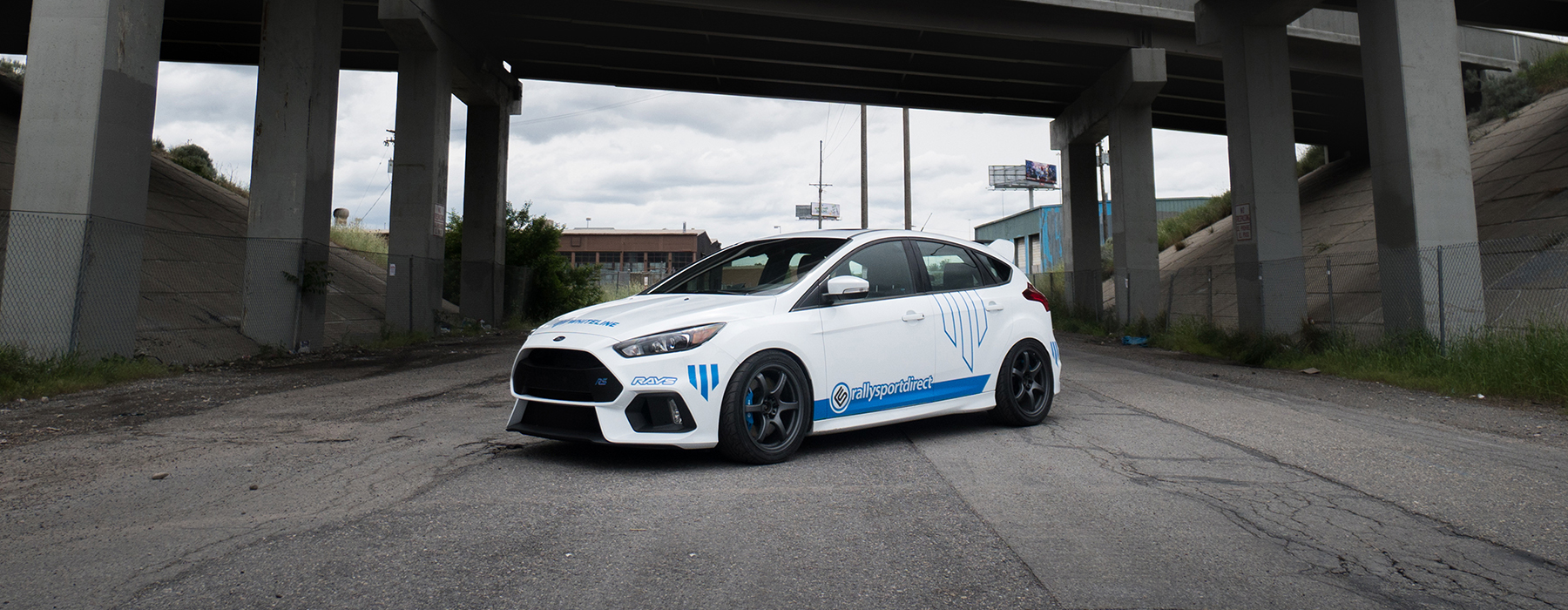 2013 - 2018 Ford Focus ST/RS Mods | Rallysport Direct