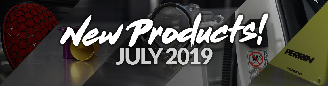 New Products July 2019