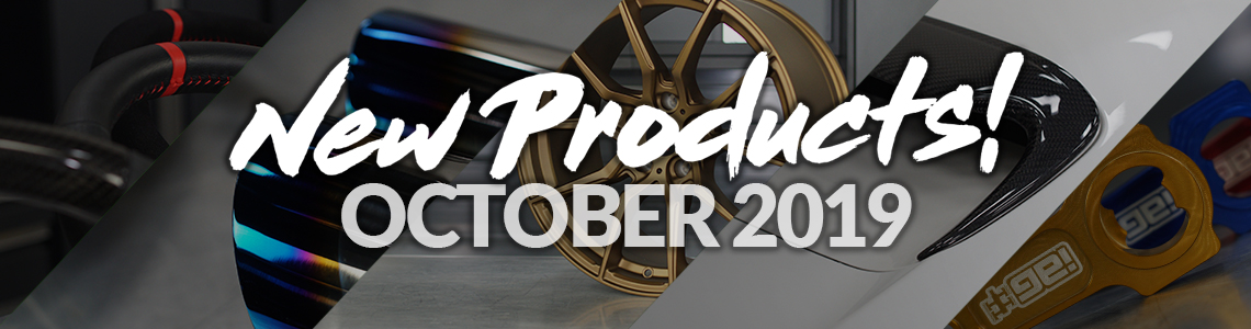 New Products September 2019
