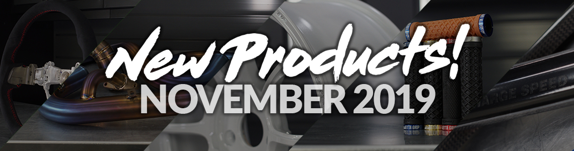 New Products November 2019