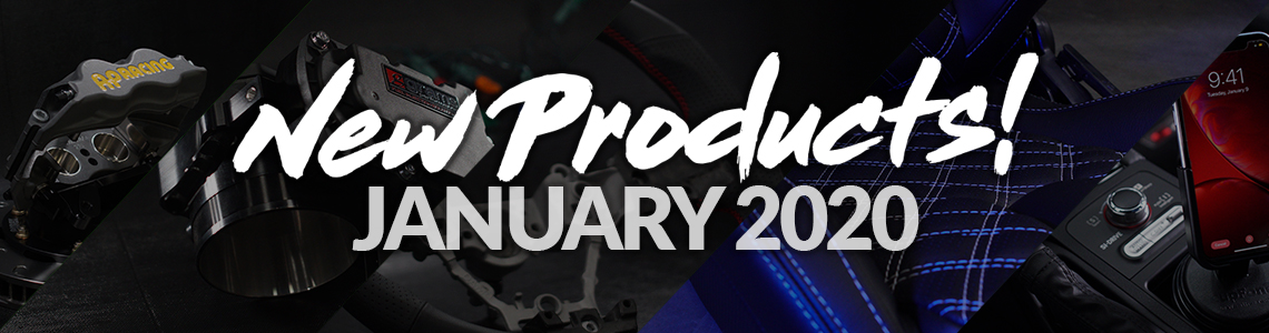 New Products January 2020